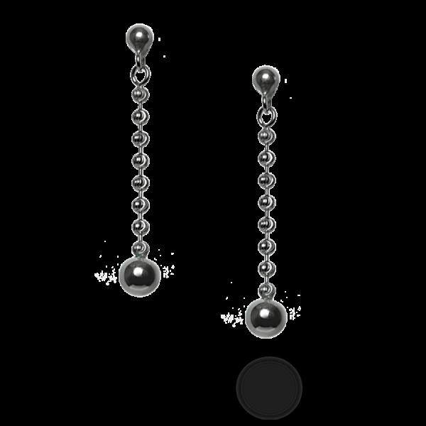 Купити сережки гвоздики 5С245, пробою 925 — Срібний шлях