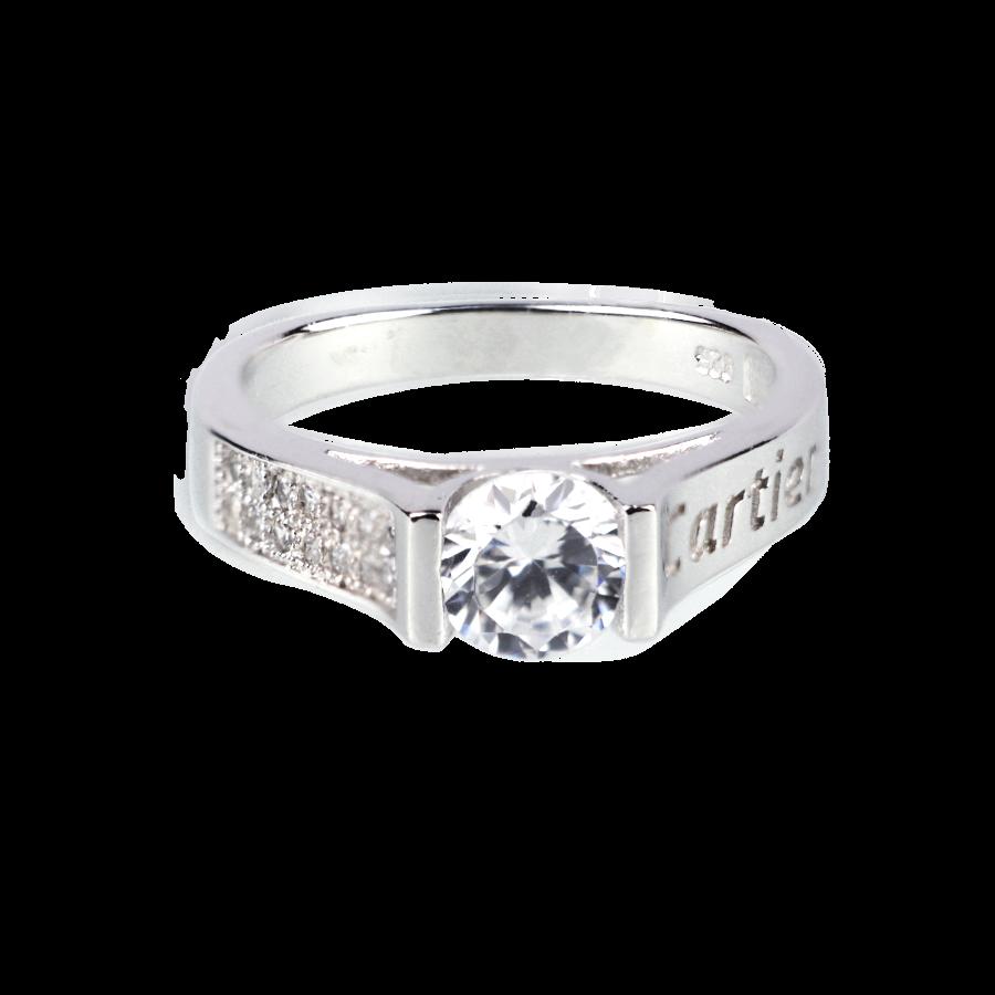 Кольцо на свадьбу, проба 925