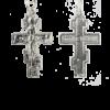 Купити Підвіску хрест 3П110, пробою 925, срібло для жінок та чоловіків